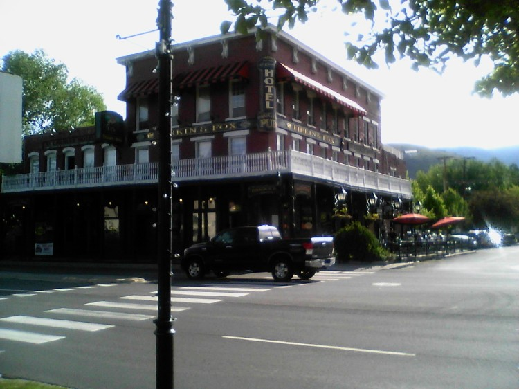 The Saint Charles Hotel, Carson City Nv