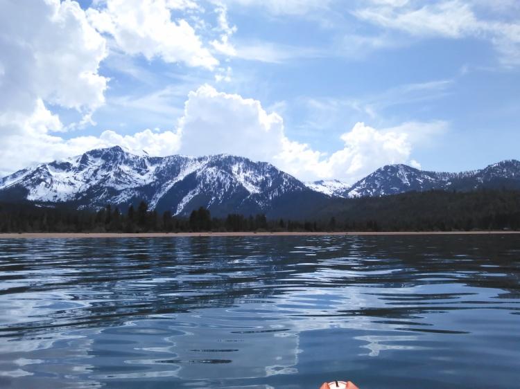 Kayak day 1 Tallac 2